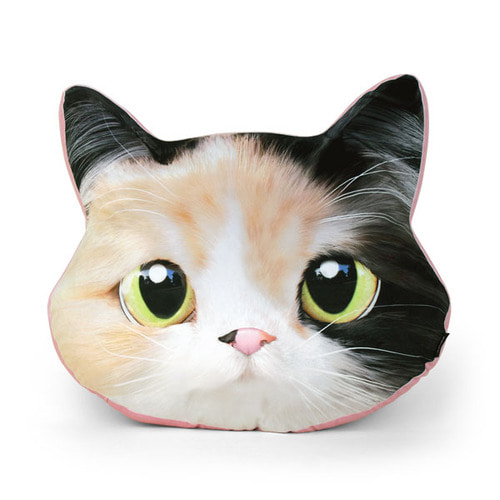 Carol Face Cushion