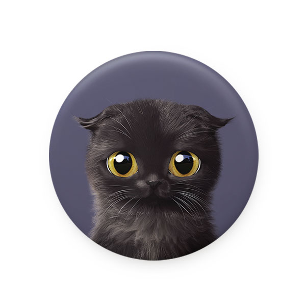 Gimo Mirror Button 58mm
