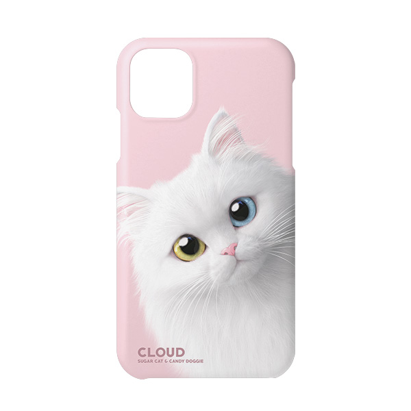 Cloud the Persian Cat Peekaboo Case