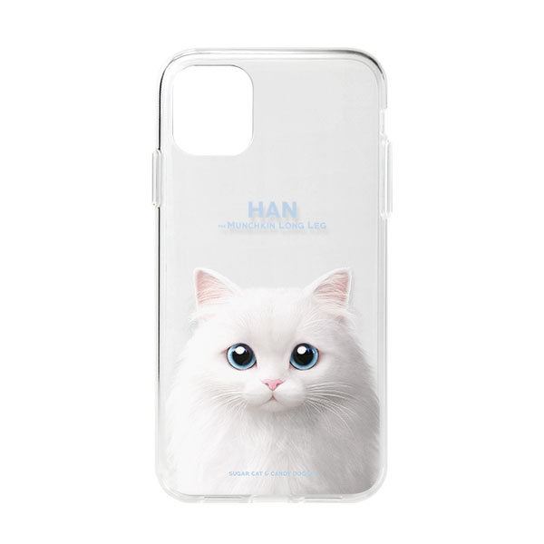 Han Clear Jelly Case
