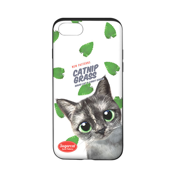 Najung's Catnip New Patterns Slide Case