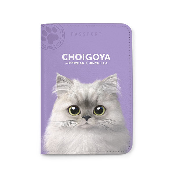 Choigoya Passport Case