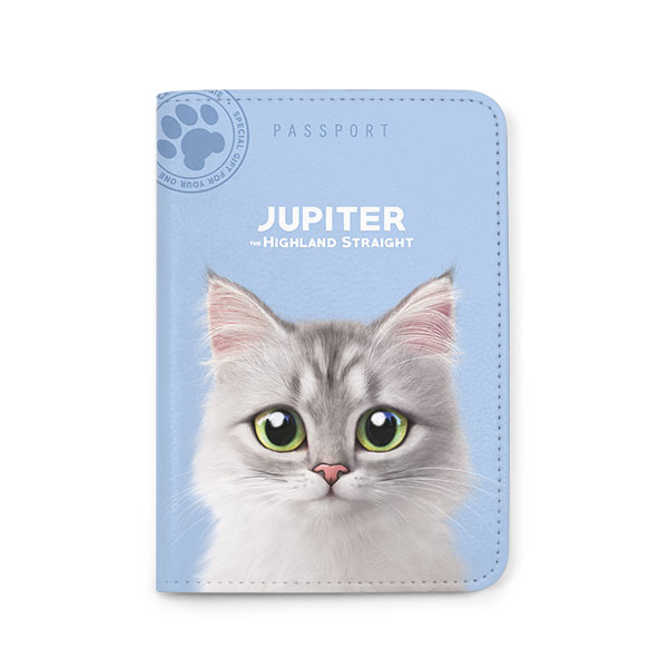 Jupiter Passport Case