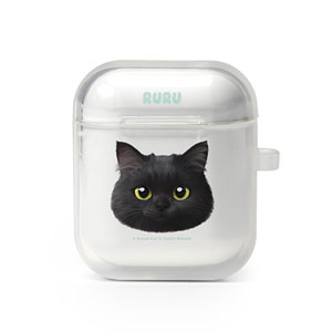 Ruru Face AirPod TPU Case