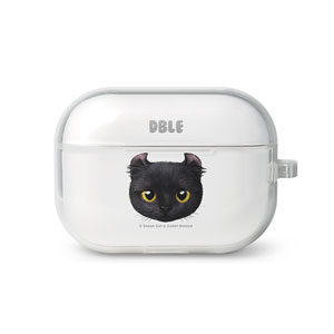 Dble Face AirPod Pro TPU Case