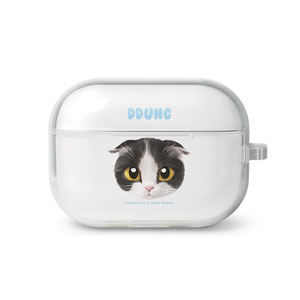 Ddung Face AirPod Pro TPU Case
