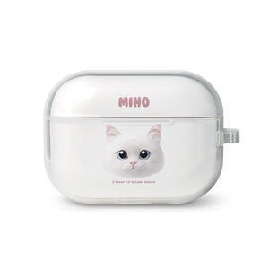 Miho Face AirPod Pro TPU Case