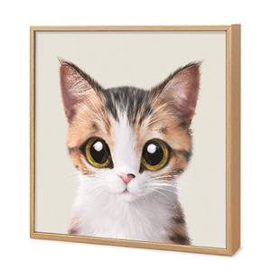 Ddakzi the Kitten Artframe M