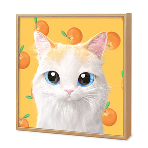 Andy's Orange Artframe