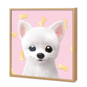 Haebyeong's Cookie Bone Artframe