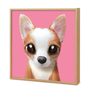 Rico the Welsh Corgi Artframe M