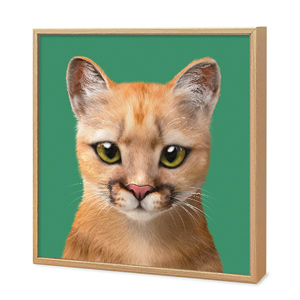 Porong the Puma Artframe
