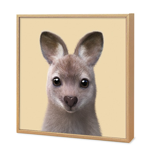 Wawa the Wallaby Artframe