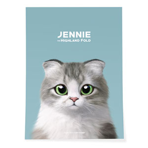 Jennie Art Poster