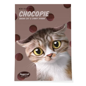 Ohsiong's Chocopie New Patterns Art Poster