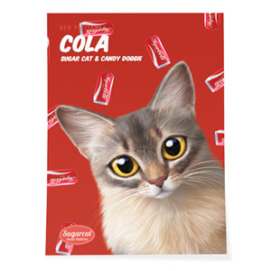 Rose's Cola New Patterns Art Poster