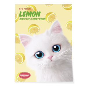 Venus's Lemon New Patterns Art Poster