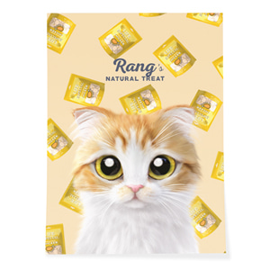 Rang's Natural Treat Art Poster