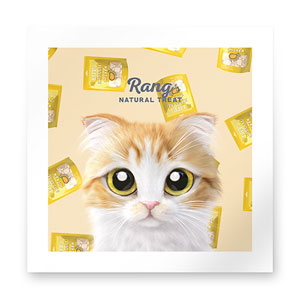 Rang's Natural Treat Art Print