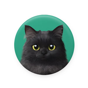 Ruru Mirror Button