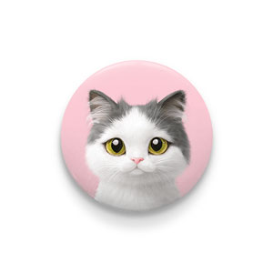 Dal Pin Button 44mm