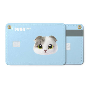 Duna Face Card Holder