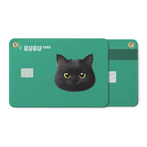 Ruru Face Card Holder