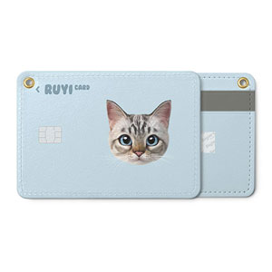 Ruyi Face Card Holder