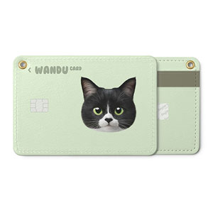Wandu Face Card Holder