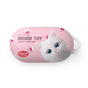 Venus's Mouse Toy New Patterns Buds Hard Case