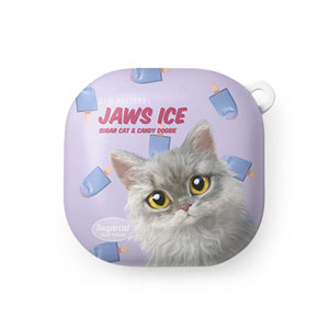 Jaws's Jaws Ice New Patterns Buds Live Hard Case