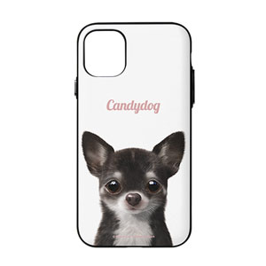 Leon the Chihuahua Simple Door Bumper Case