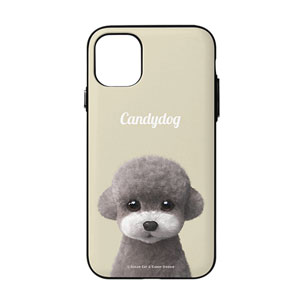 Earlgray the Poodle Simple Door Bumper Case