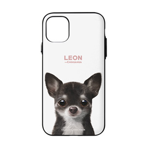 Leon the Chihuahua Door Bumper Case