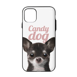 Leon the Chihuahua Magazine Door Bumper Case