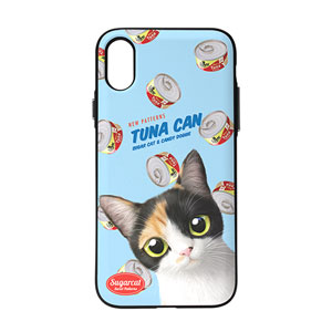 Chamchi's Tuna Can New Patterns Door Bumper Case