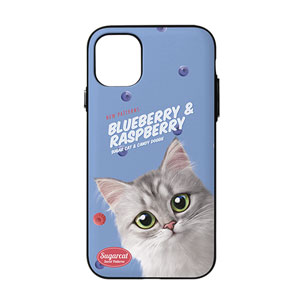 Jupiter's Blueberry & Raspberry New Patterns Door Bumper Case