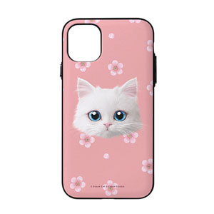 Venus's Cherry Blossom Face Door Bumper Case