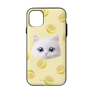 Venus's Lemon Face Door Bumper Case