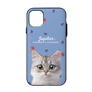 Jupiter's Blueberry & Raspberry Door Bumper Case