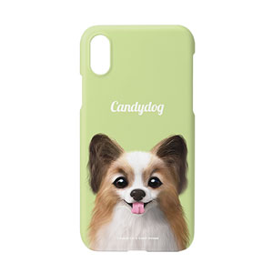 Jerry the Papillon Simple Case
