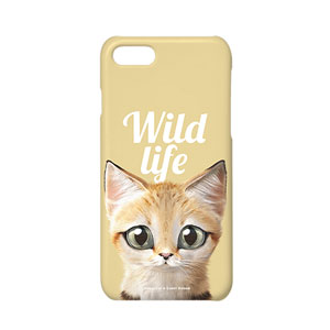 Sandy the Sand cat Magazine Case