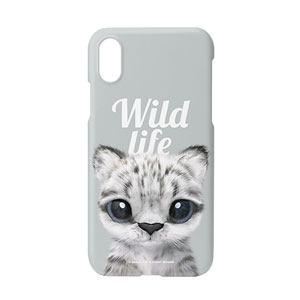 Yungki the Snow Leopard Magazine Case