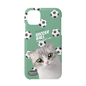 Momo Mumohan's Soccer Ball New Patterns Case