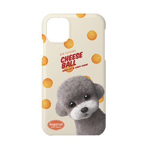 Earlgray the Poodle's Cheese Ball New Patterns Case