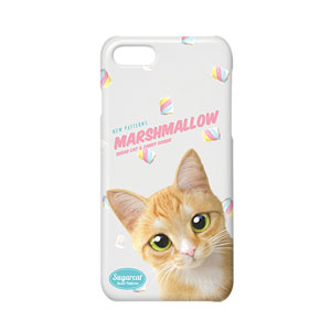 Roy the Cheese Tabby's Marshmallow New Patterns Case