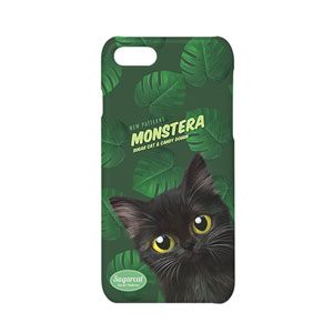 Ruru's Monstera New Patterns Case