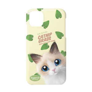 Ttui's Catnip Grass New Patterns Case