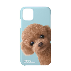 Ruffy the Poodle Peekaboo Case