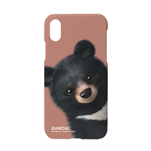 Bandal the Aisan Black Bear Peekaboo Case